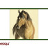 Схема вышивки: Лошадь коричневая