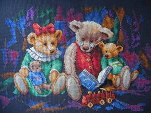 Storytime Bears мишки тедди